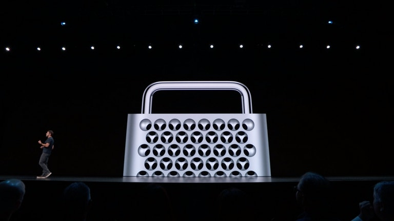 Can The Mac Pro Actually Grate Cheese?