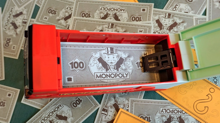 The Latest Version Of Monopoly Is Literally Called 'Cash Grab'