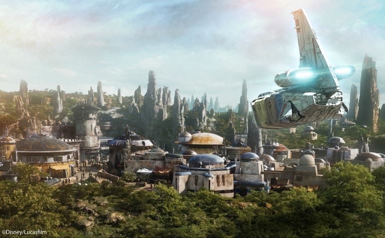 QnA VBage Star Wars: Galaxy's Edge - The 77 Most Fascinating Things We Learned On Our Trip
