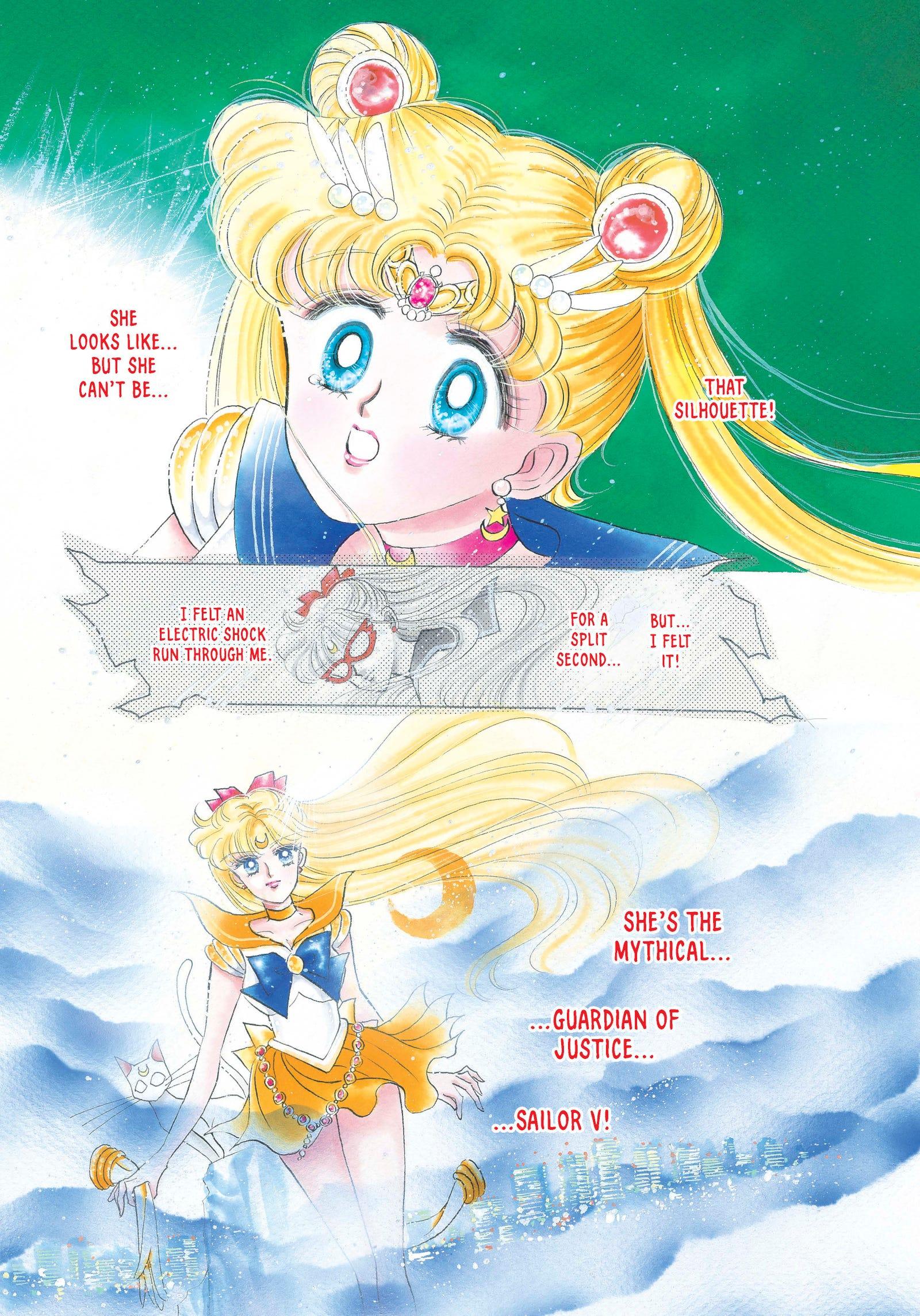 Sailor Moon ©Naoko Takeuchi/Kodansha, Ltd.