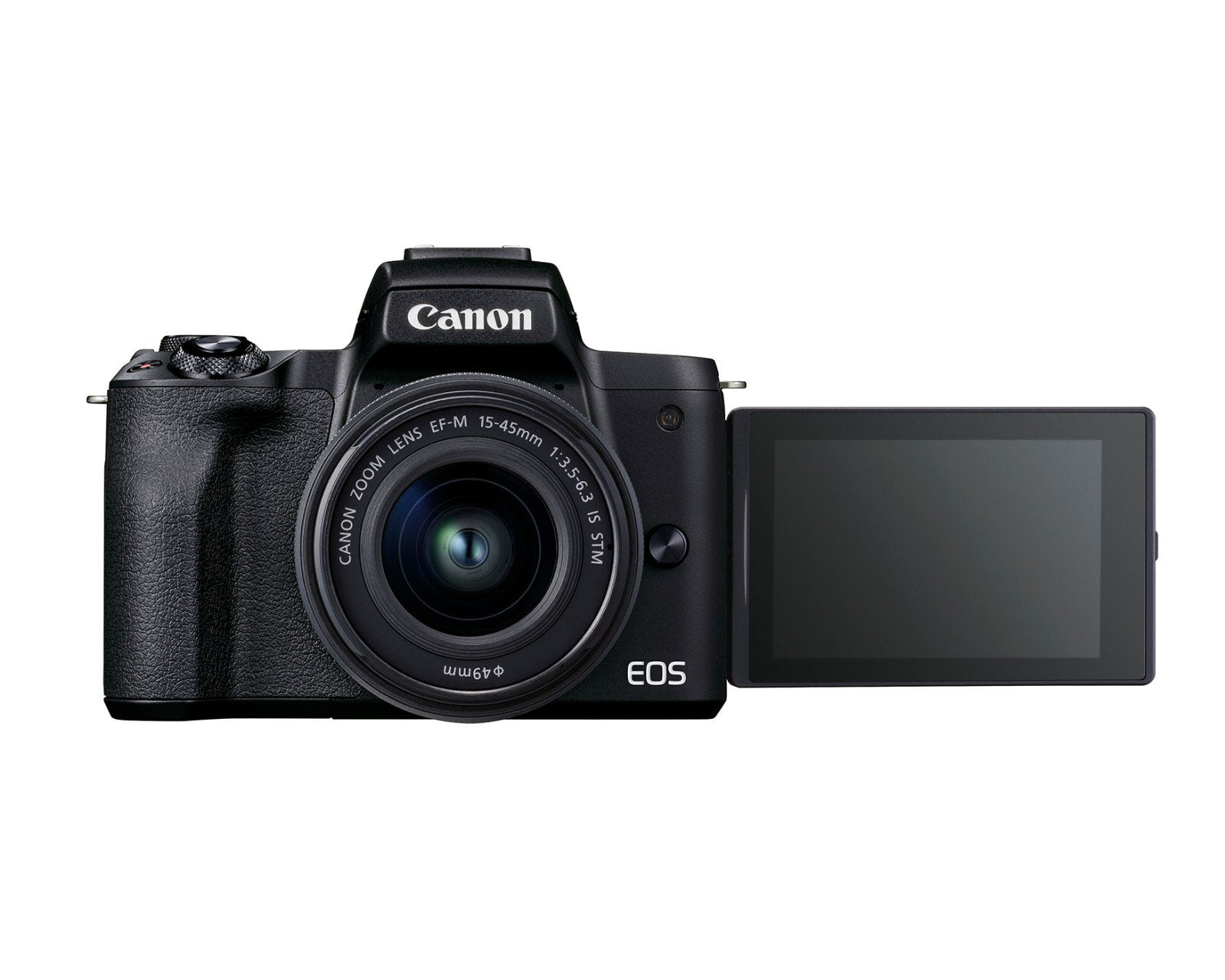 Illustration for article titled La nueva EOS M50 Mark II de Canon es una cámara sin espejo para YouTubers