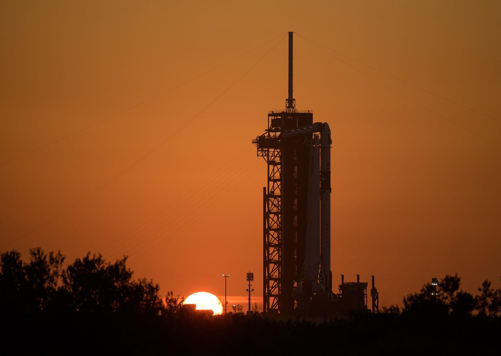 Todas las fotos vía NASA HQ