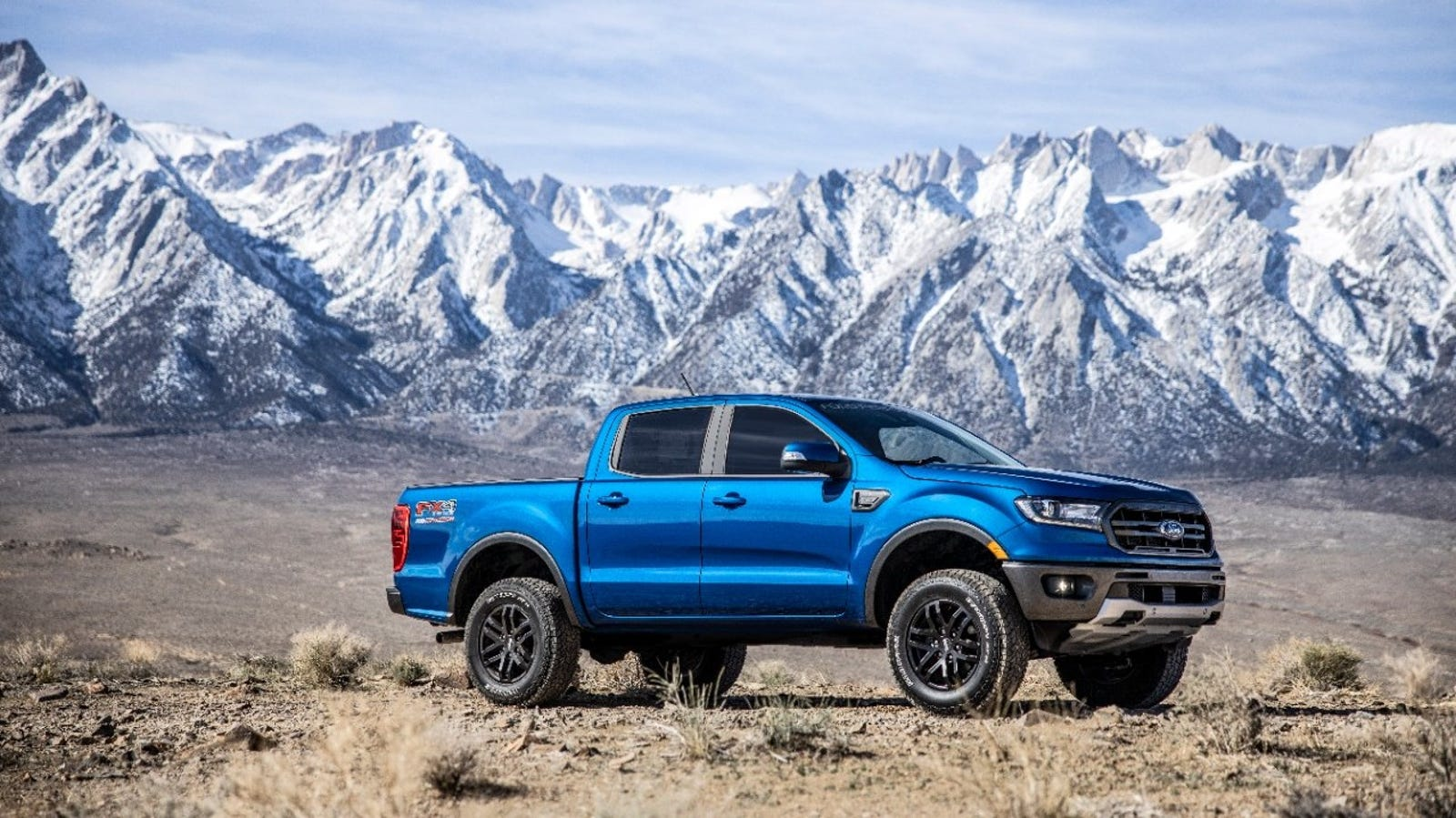 Illustration for article titled The 2020 Ford Ranger Just Got A Bunch Of Cool New Optional Accessories
