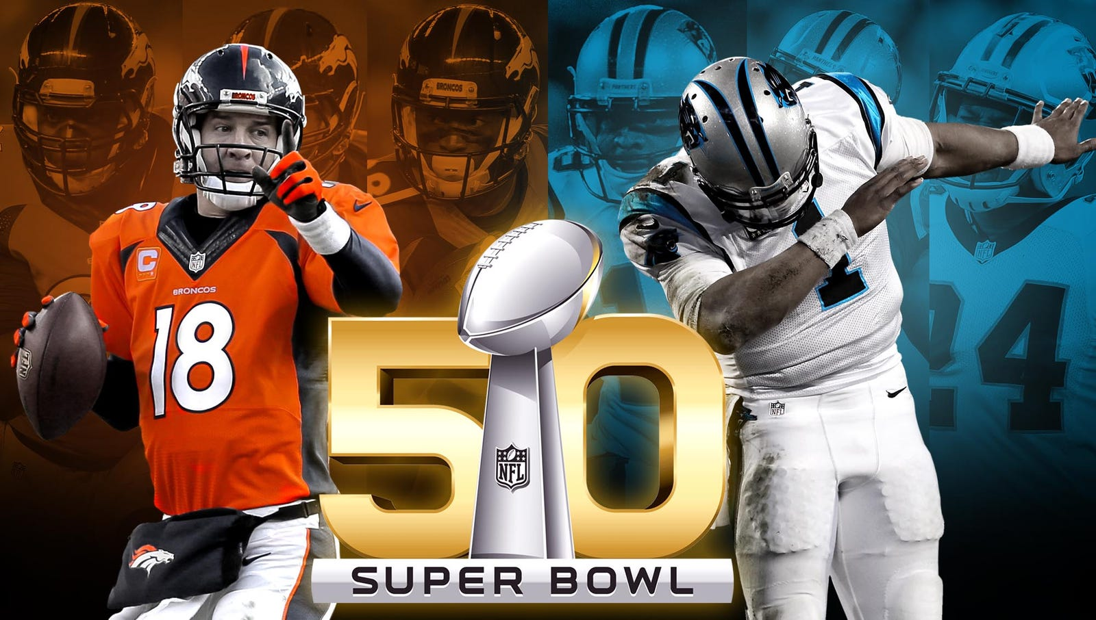 Onion Sports' Guide To Super Bowl 50 Super Bowl 50 has it all: two star quarterbacks, two stalwart defenses, and one morally bankrupt league that treats its athletes like pieces of meat. Onion Sports offers the most in-depth preview of Sunday's game between the Denver Broncos and the Carolina Panthers.