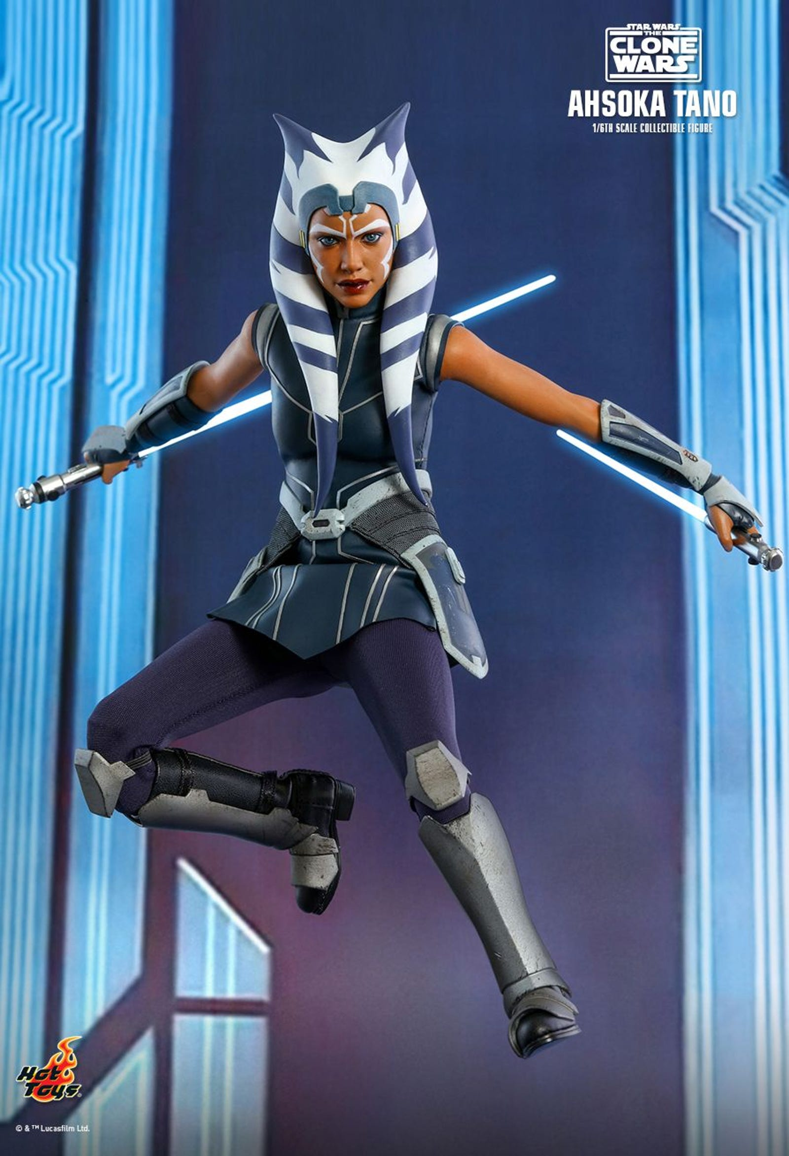 Illustration for article titled She Is No Jedi, Shes an Incredible Action Figure