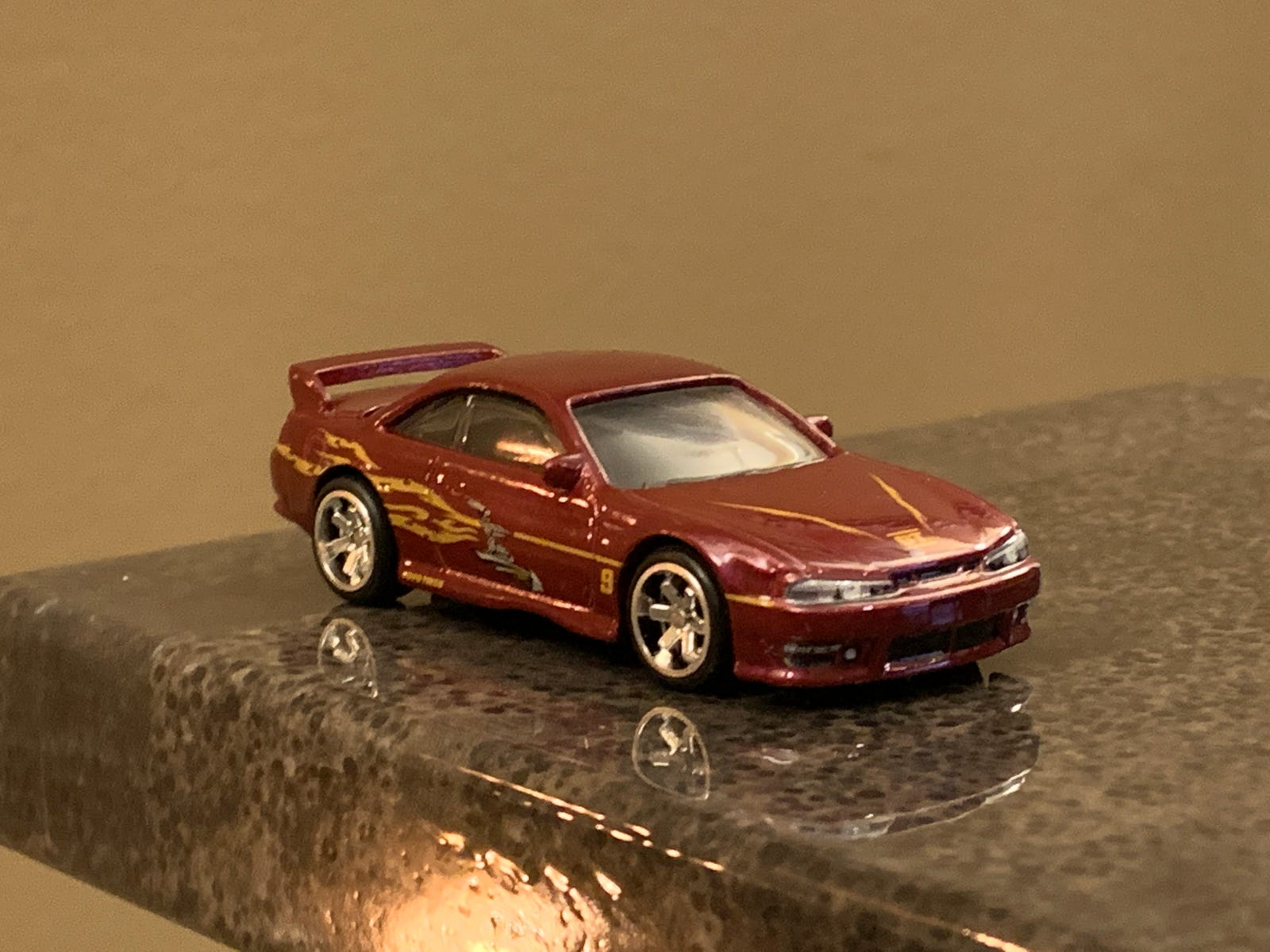 Illustration for article titled Hot Wheels Premium Toys Are More Fun The Closer You Look