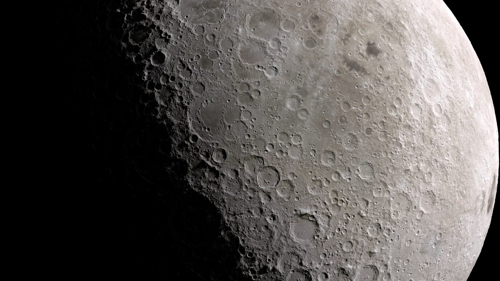 NASA's Big Moon News: There's Water All Over the Place