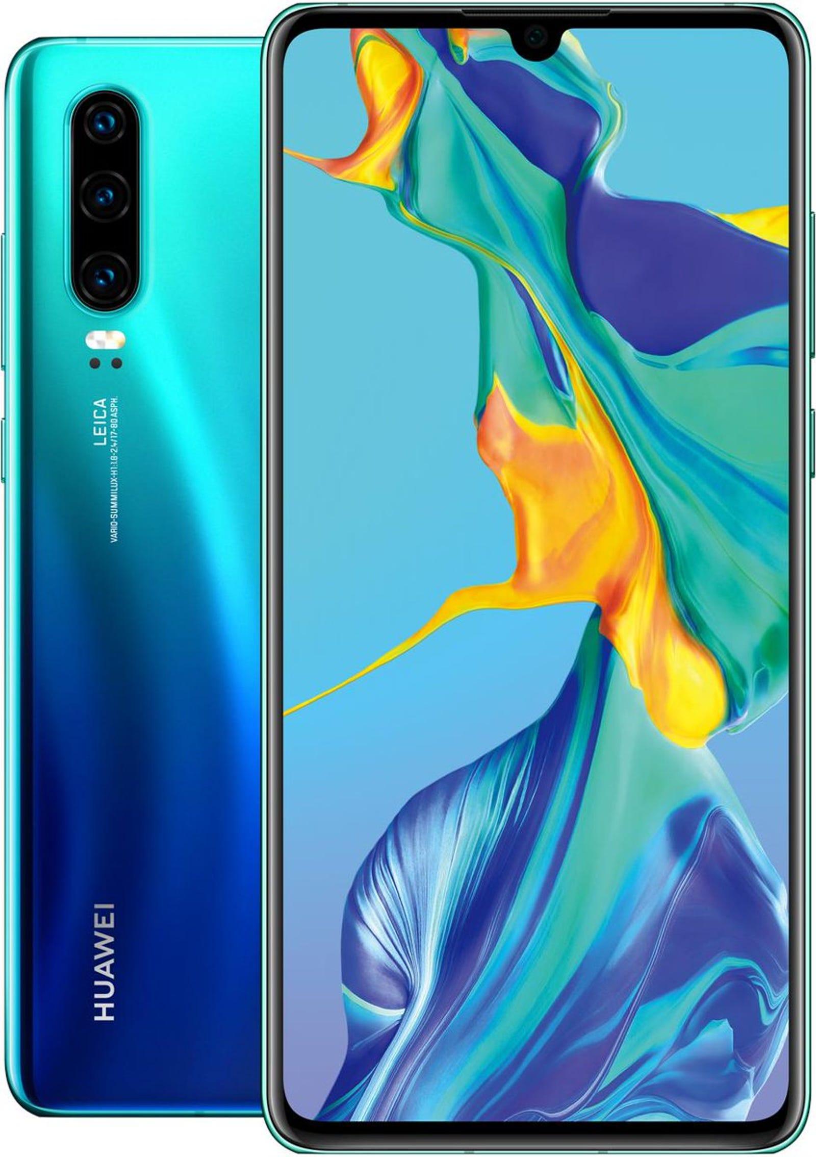 Illustration for article titled Todo lo que sabemos del nuevo Huawei P30 antes de su lanzamientoem/em