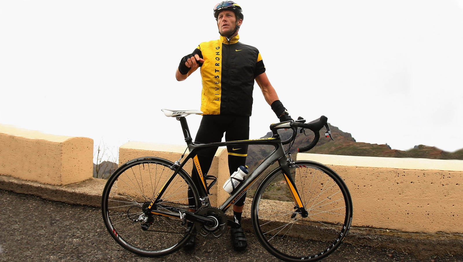 Lance Armstrong's Bike: 'It Was Me'