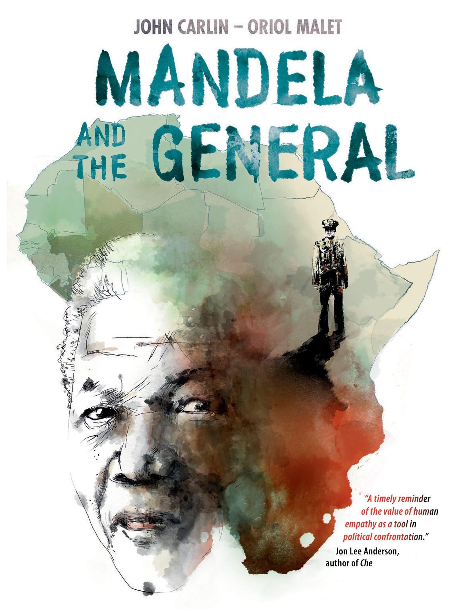 Illustration for article titled This emMandela  The General/em exclusive explores a turning point for South Africaem/em