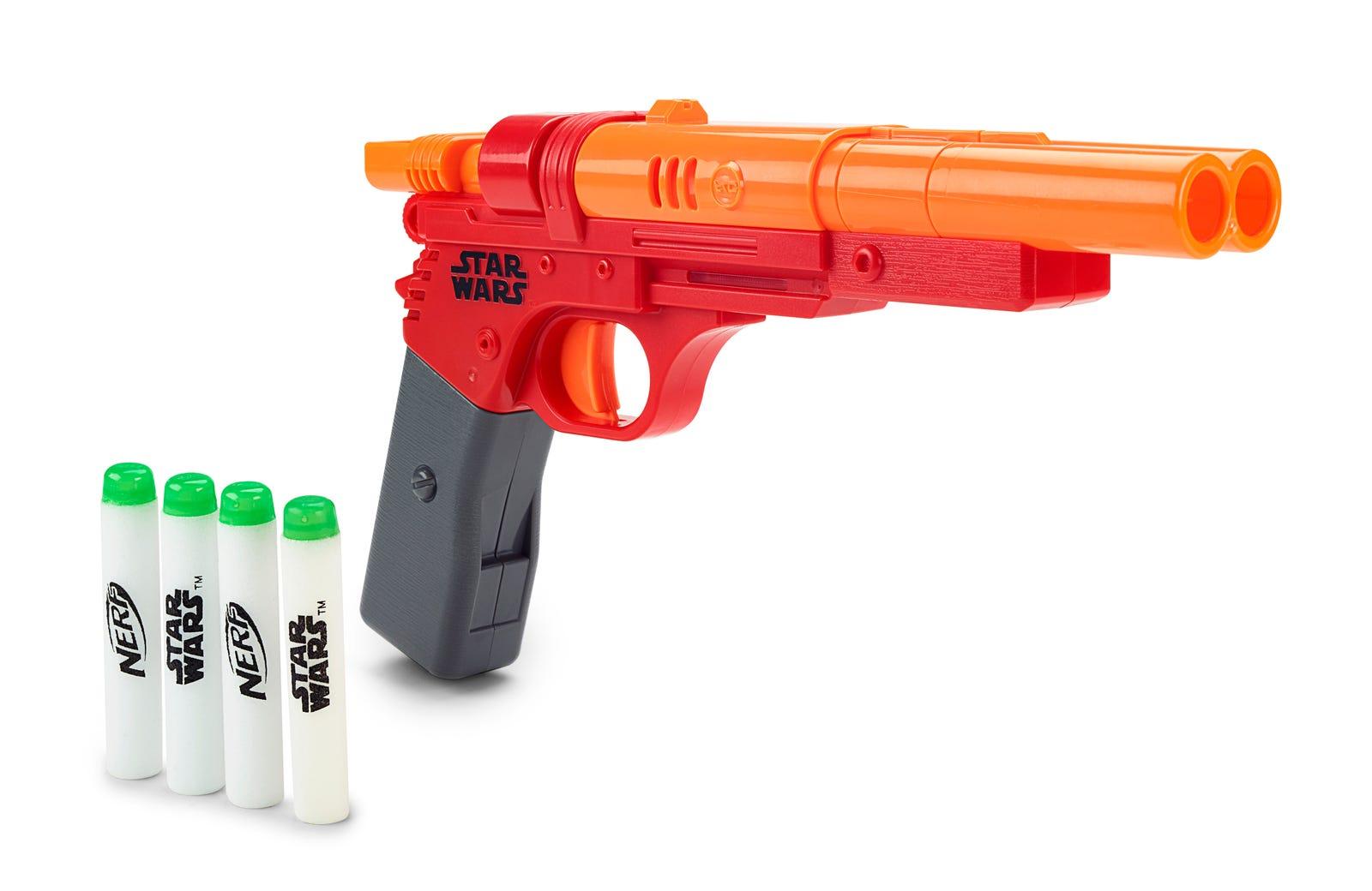 NERF Glowstrike Qi'ra Blaster ($19.99)