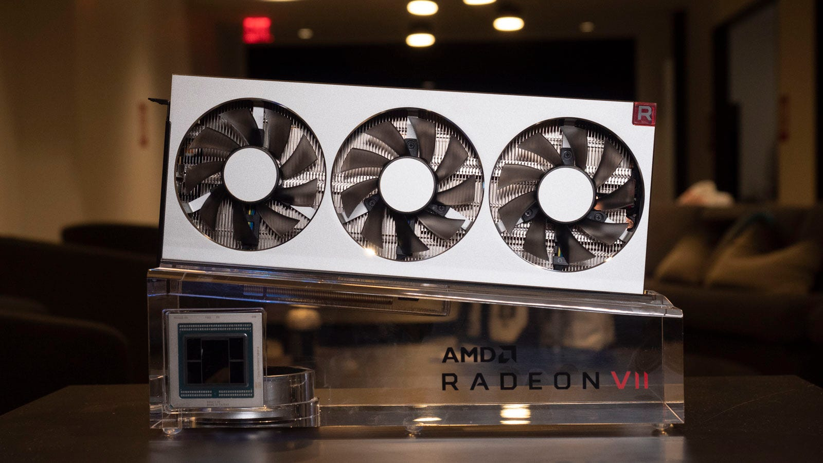 Illustration for article titled AMDs Radeon VII Is a Great Gaming Card, But Thats Just the Beginning