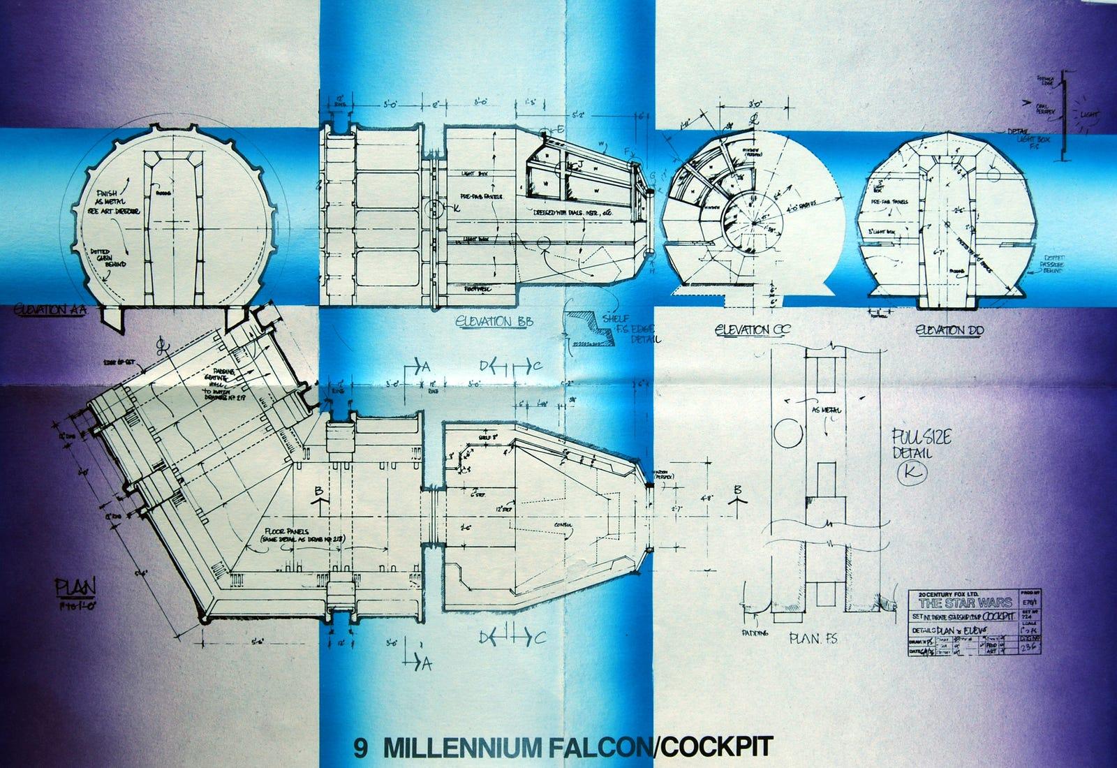 Andrew Wodzianski - Millennium Falcon Cockpit