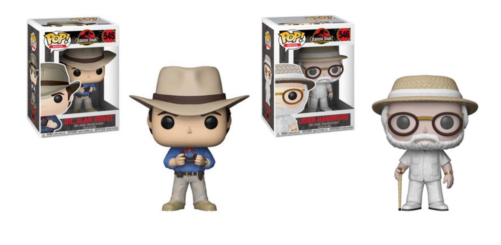 Illustration for article titled Oh My God, Funko Is Making a Sexy Ian Malcolm Pop