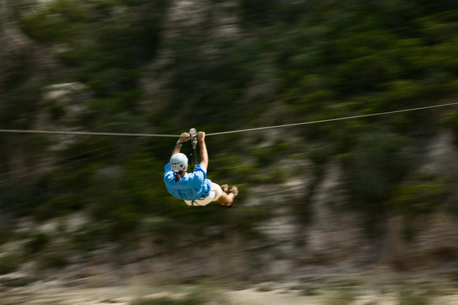 Zip-Lining Day Trip To Somehow Save Marriage