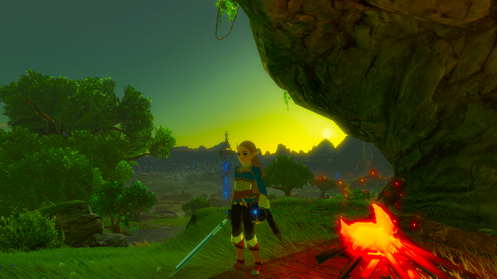 Image provided by the Zelda Conversion Project