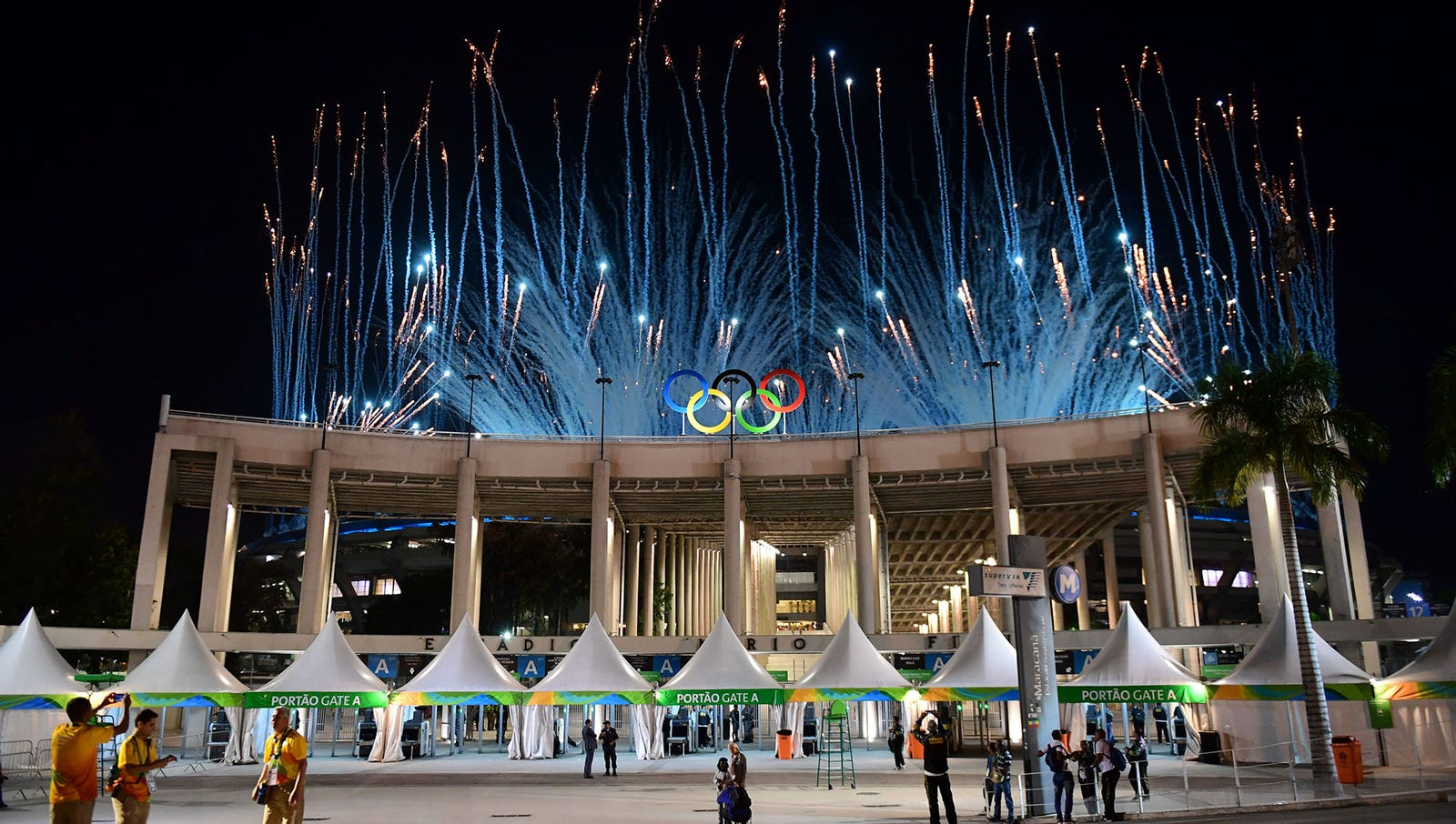 Report: Some Dumb Fuck Out There Probably Wants His City To Host Olympics Now