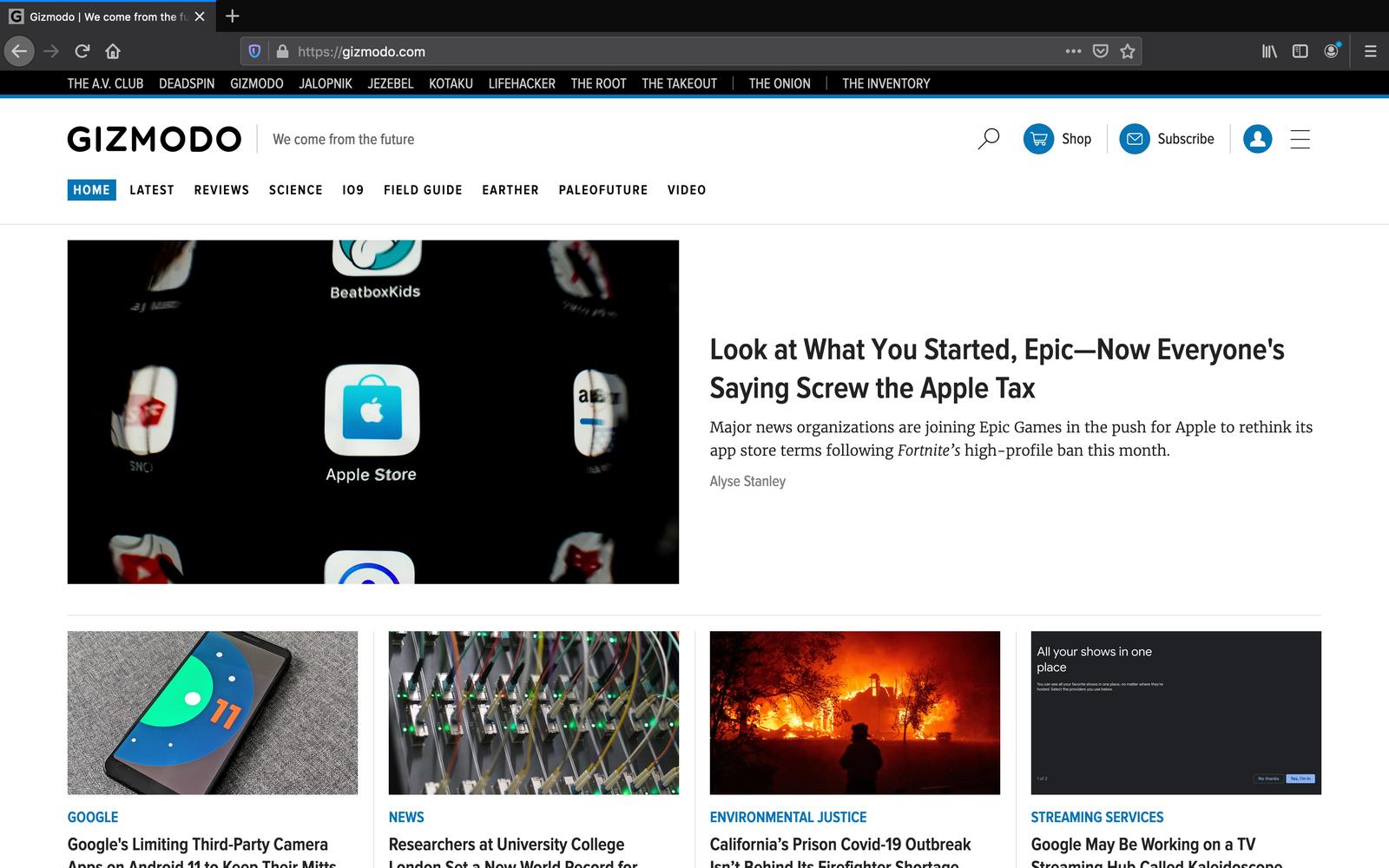 Firefox: Look, mom, no ads!