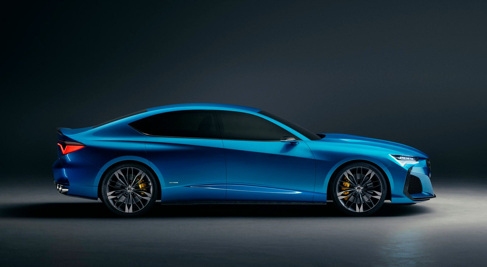 Illustration for article titled The New Acura Type S Concept Is Starting To Look Like The Acura We Miss