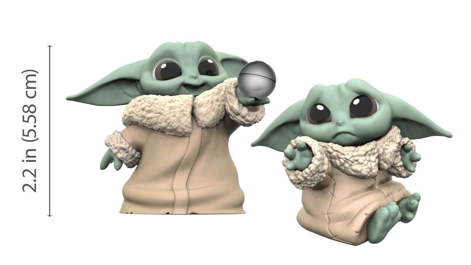 Illustration for article titled Estos son los juguetes oficiales de Baby Yoda que estabas esperando