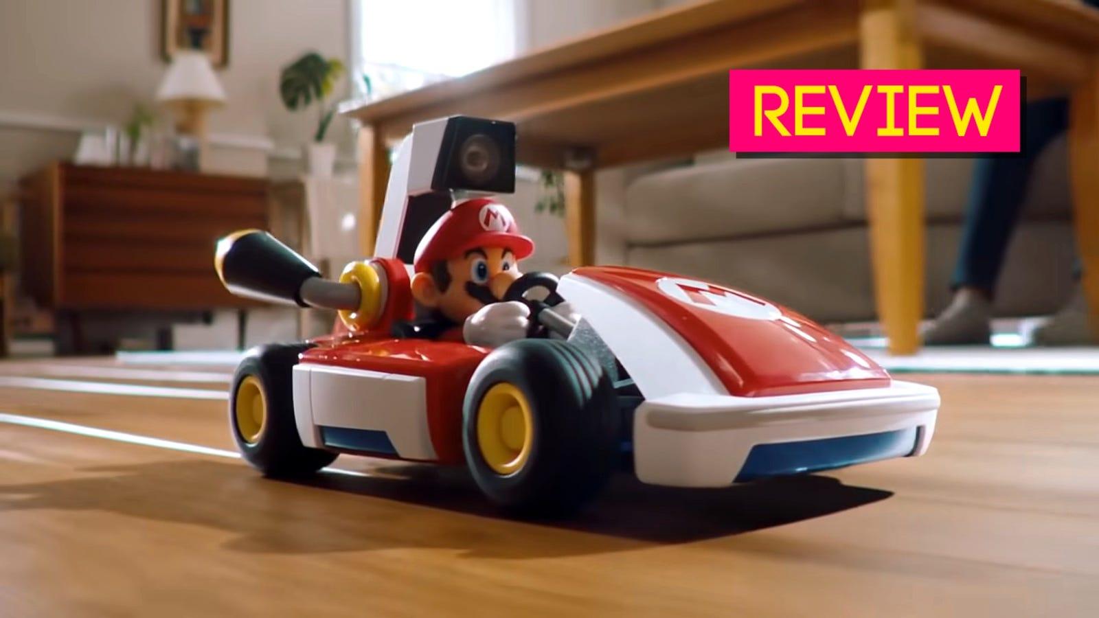 Mario Kart Live: Home Circuit: The Kotaku Review