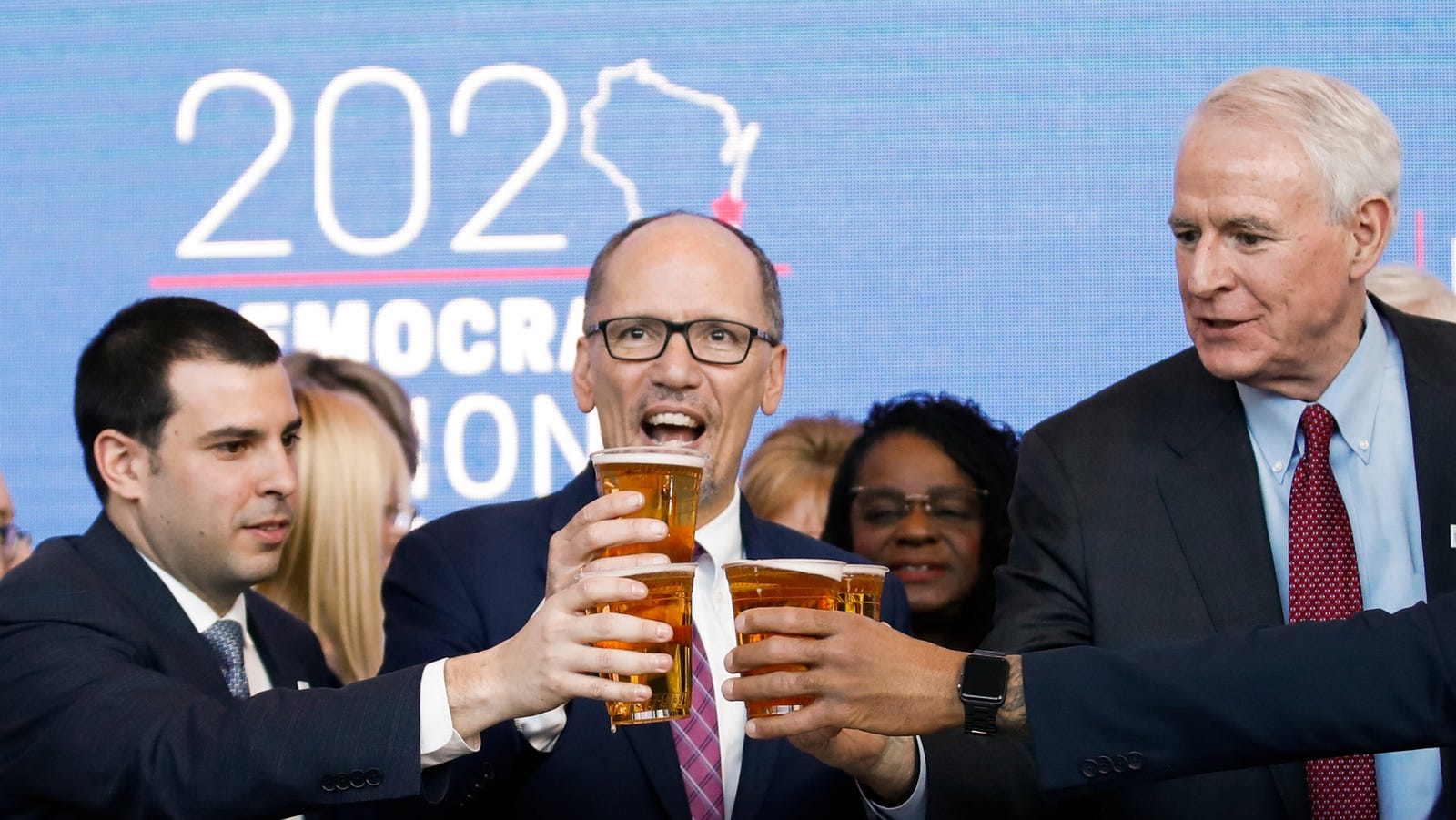Democrats Quietly Cut Opposition to Fossil Fuel Subsidies From DNC Platform