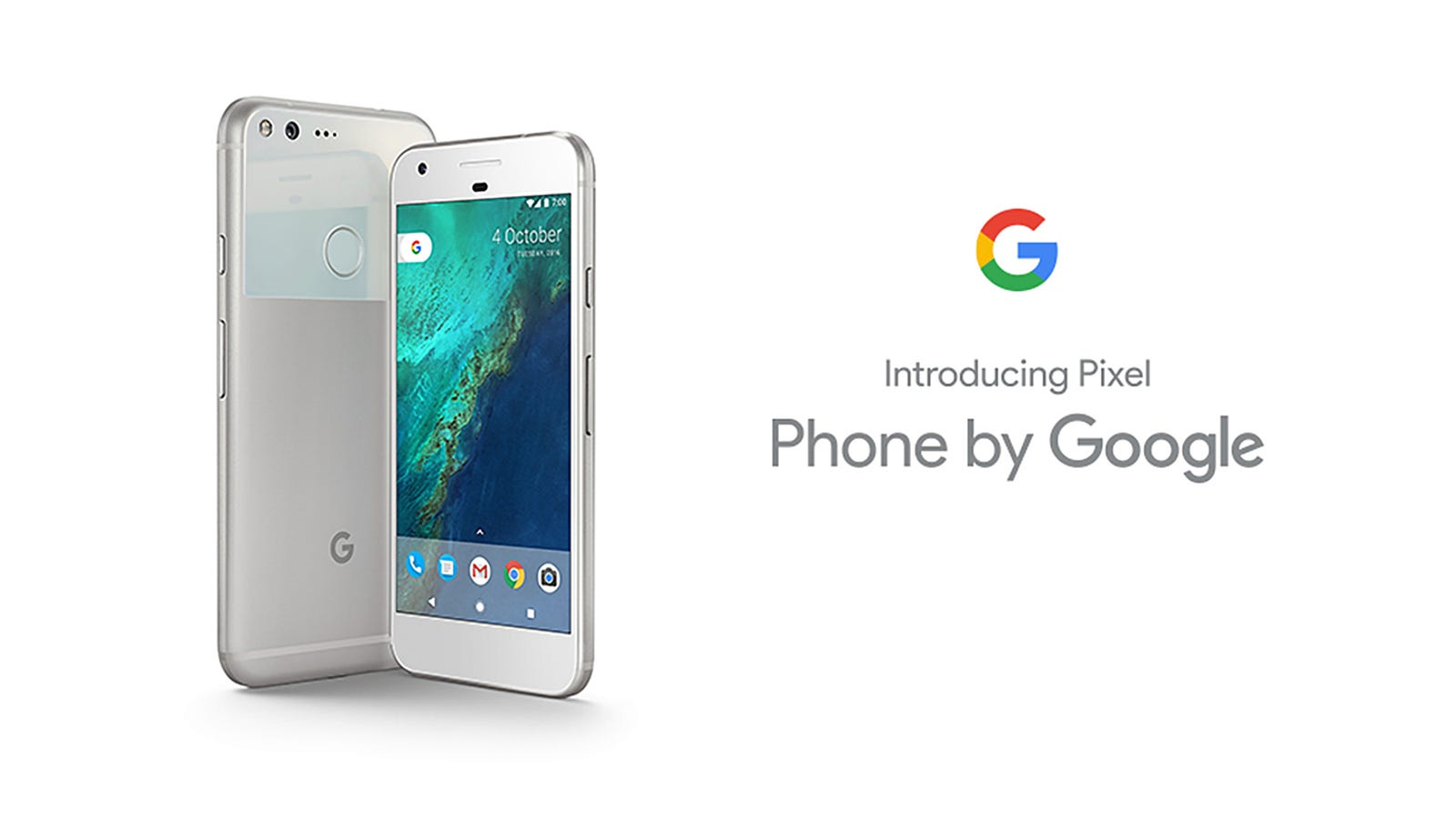 Google aimed to compete with Apple's popular iPhone by releasing the definitive typical smartphone with all the standard features.
