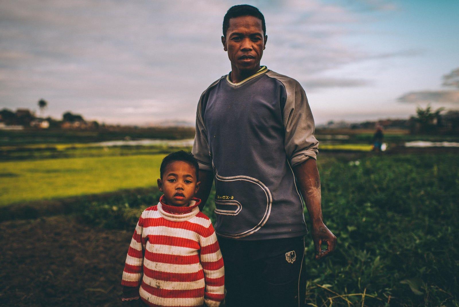 Parany and son (Walter Thompson-Hernandez)