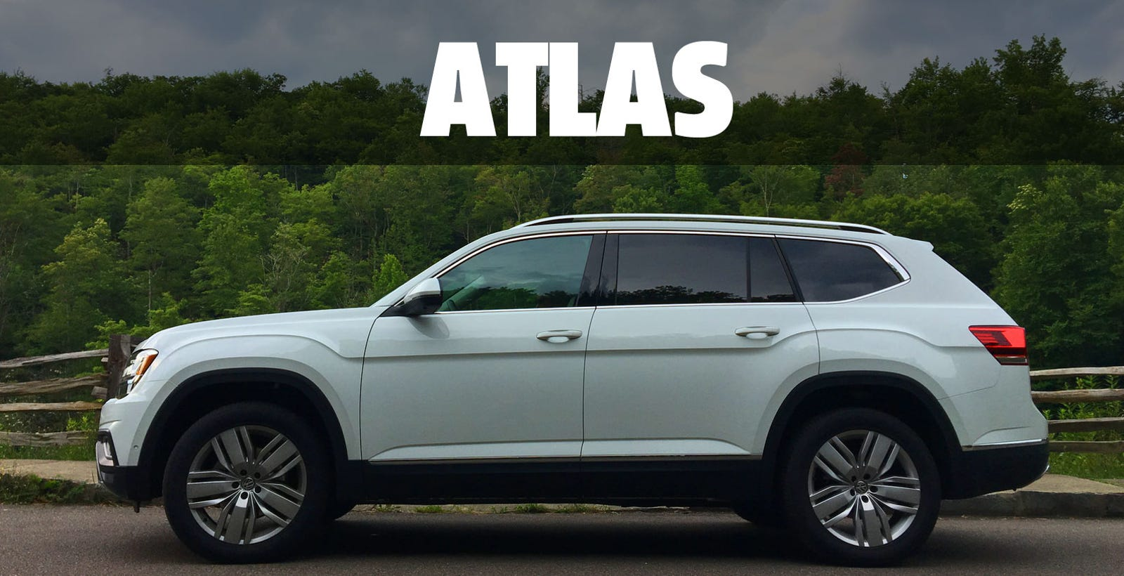 Illustration for article titled The Volkswagen Atlas Cross Sport Is Fine But Also Proof Everythings Madness