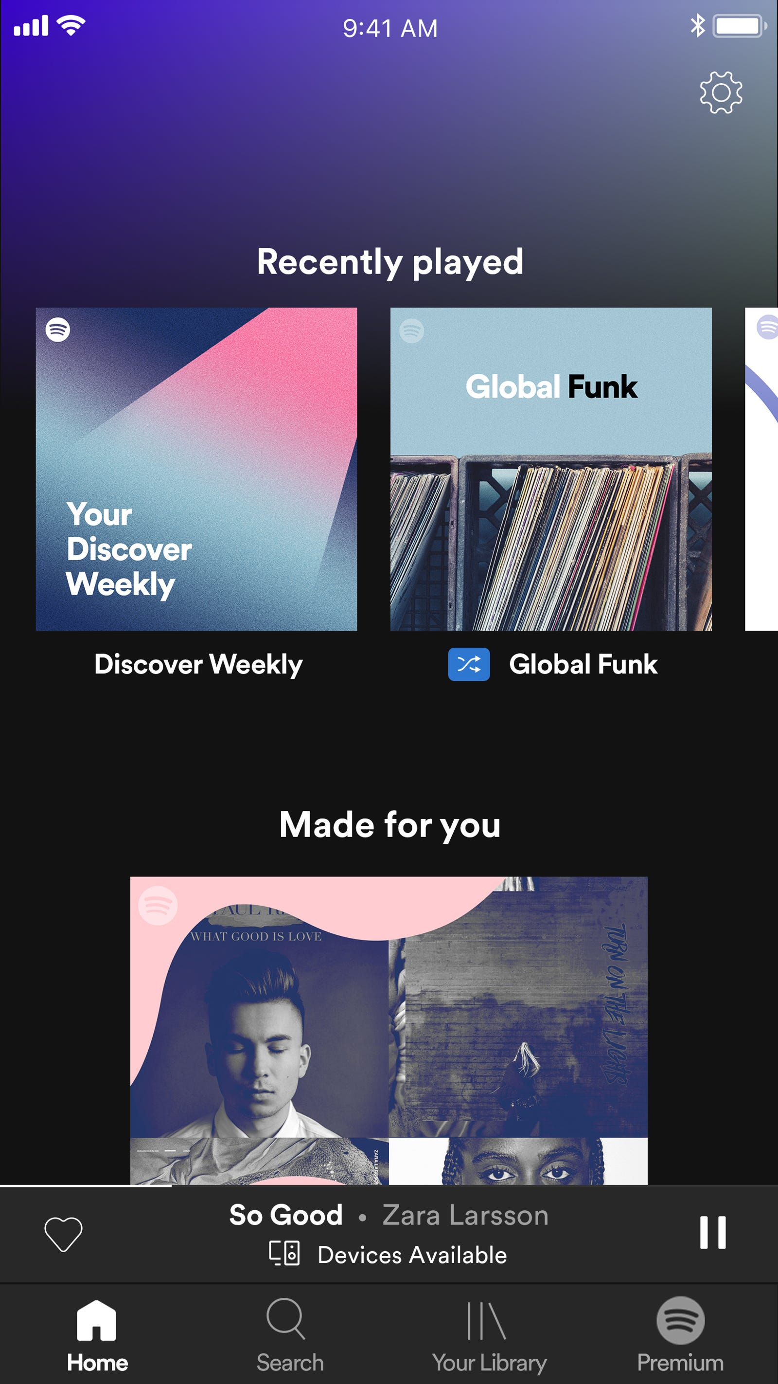 Illustration for article titled Spotify Just Gave You a Pretty Good Reason Not to Pay for Spotifyem/em