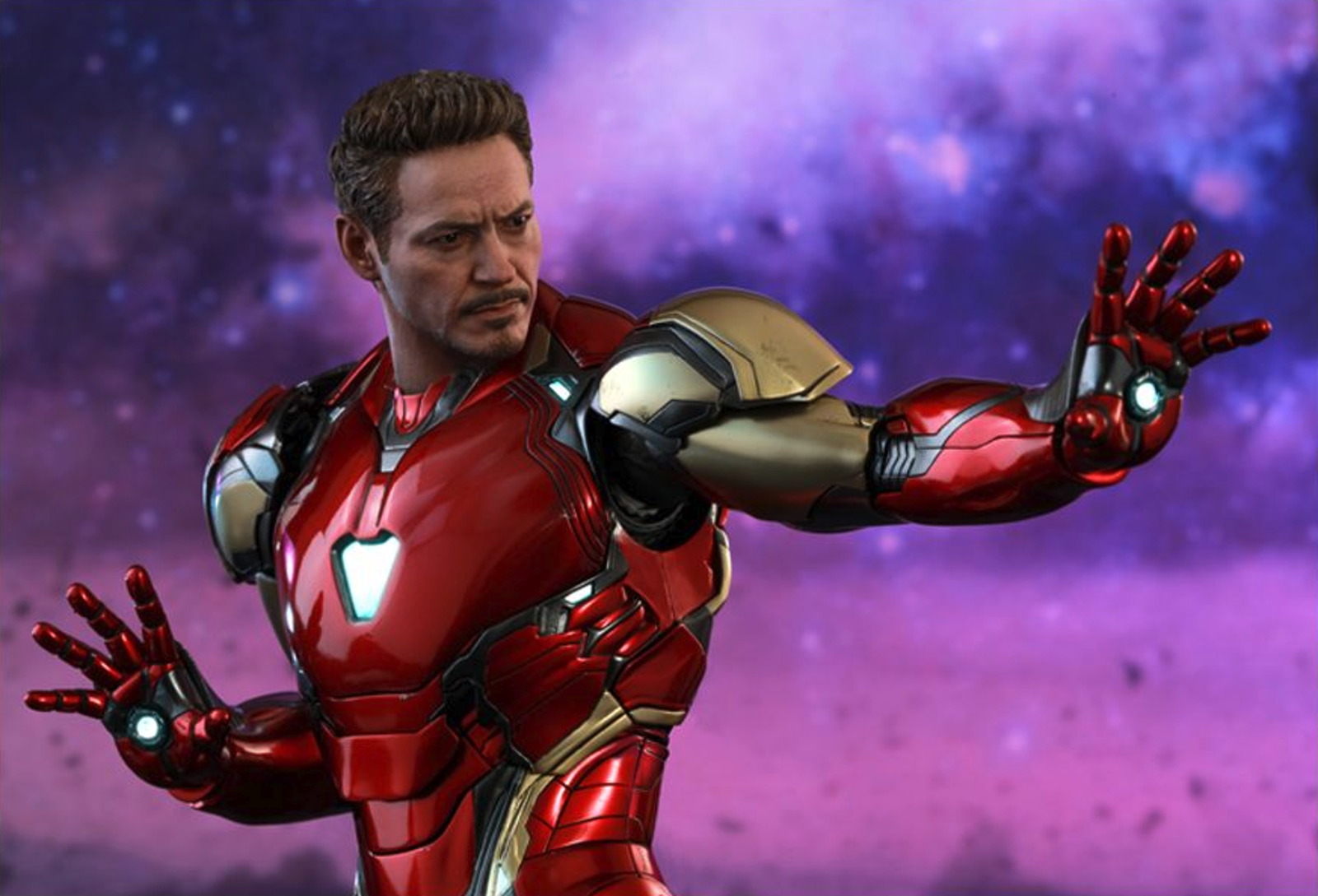 Illustration for article titled Se filtra en detalle el diseño de la nueva armadura de Iron Man para iAvengers: Endgame/i