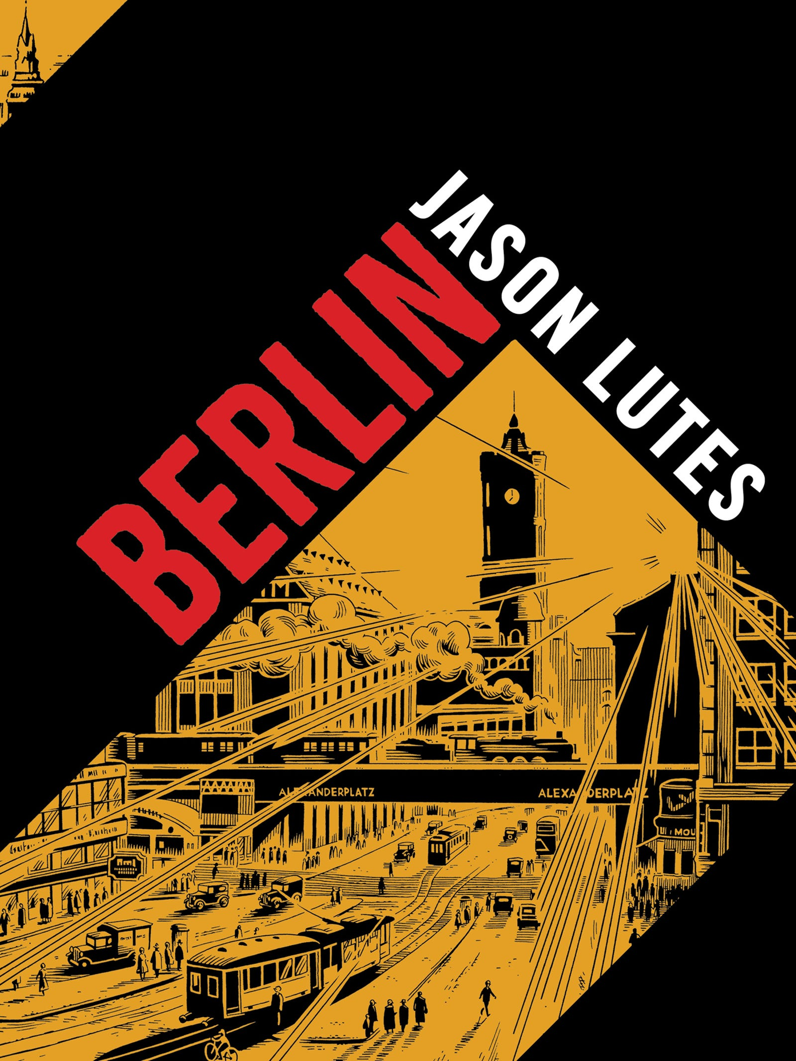 Illustration for article titled iBerlin/i tells a timeless story with timely implications