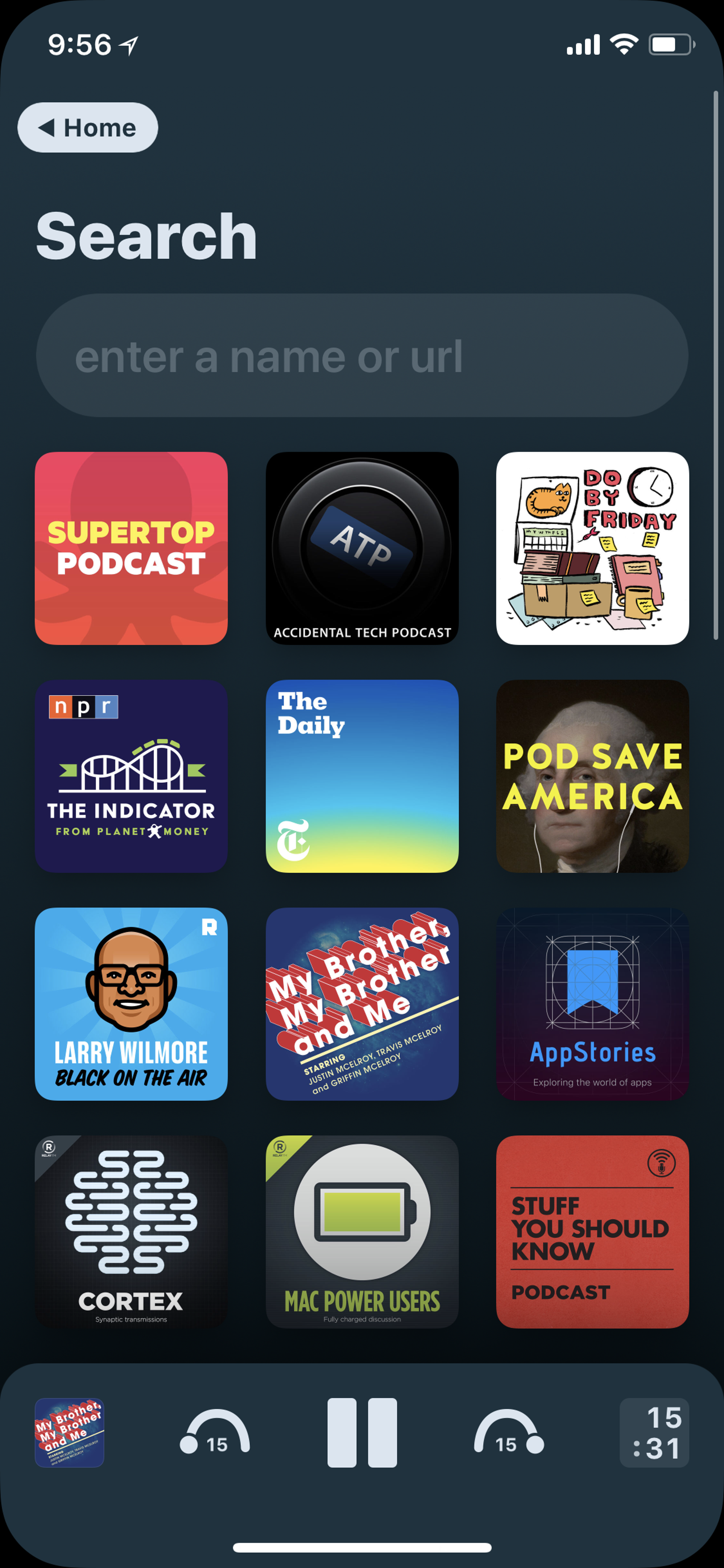 Illustration for article titled Try Out Podcasts With This App