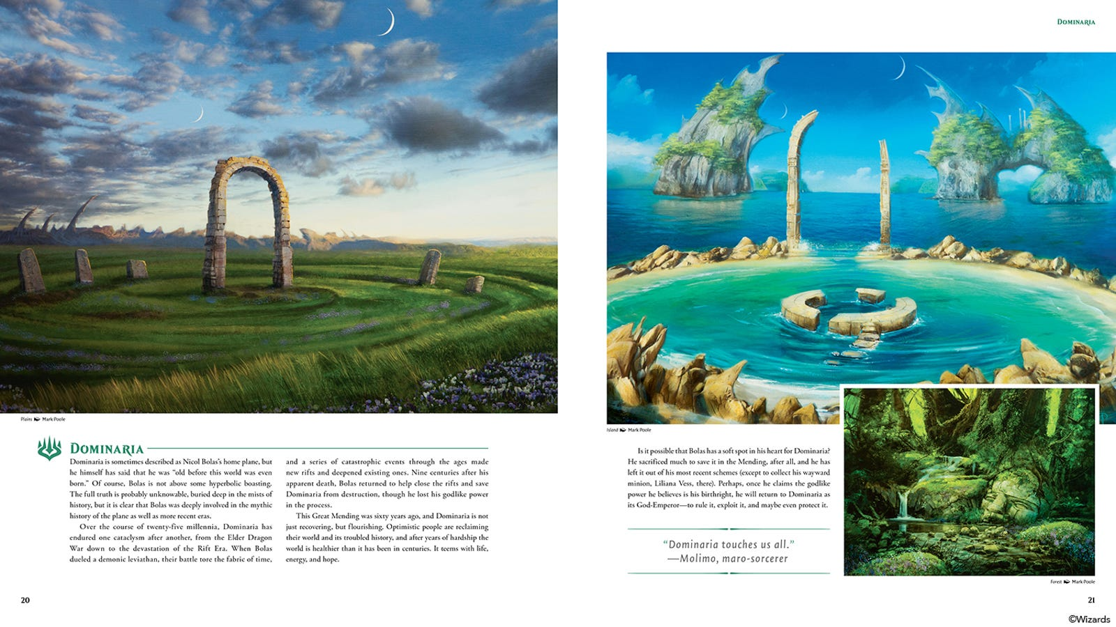 Illustration for article titled Look at the Art Behind One of iMagic: The Gathering/is Biggest Events