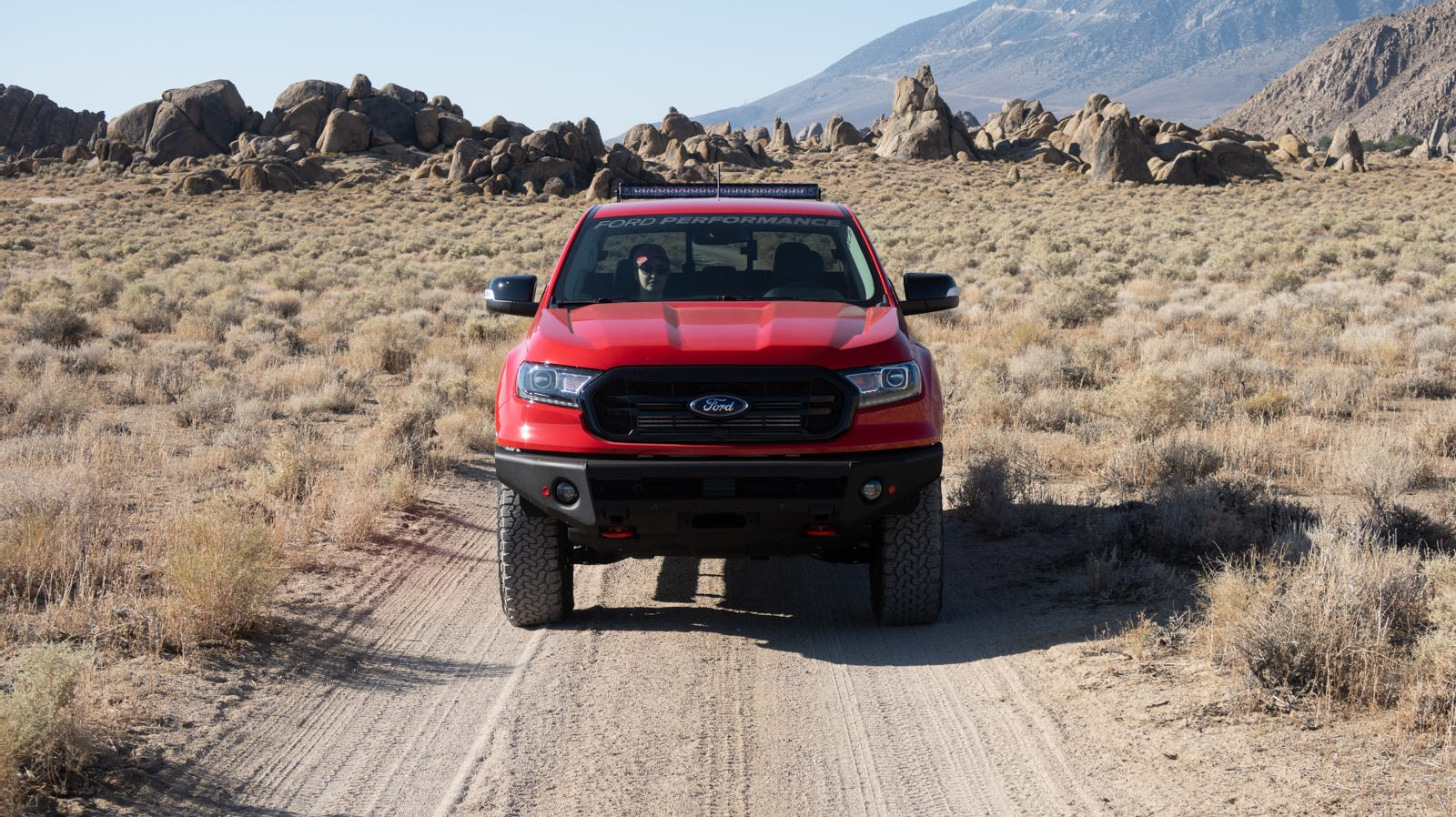 Illustration for article titled Why The $9,000 Ford Ranger Performance Level 3 Upgrade Might Actually Be Worth It