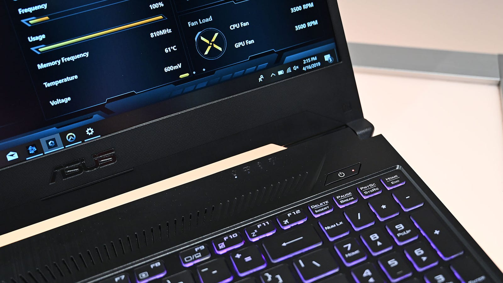 Illustration for article titled Asus Basically Overhauled Its Entire Gaming Laptop Lineup With Faster Everything
