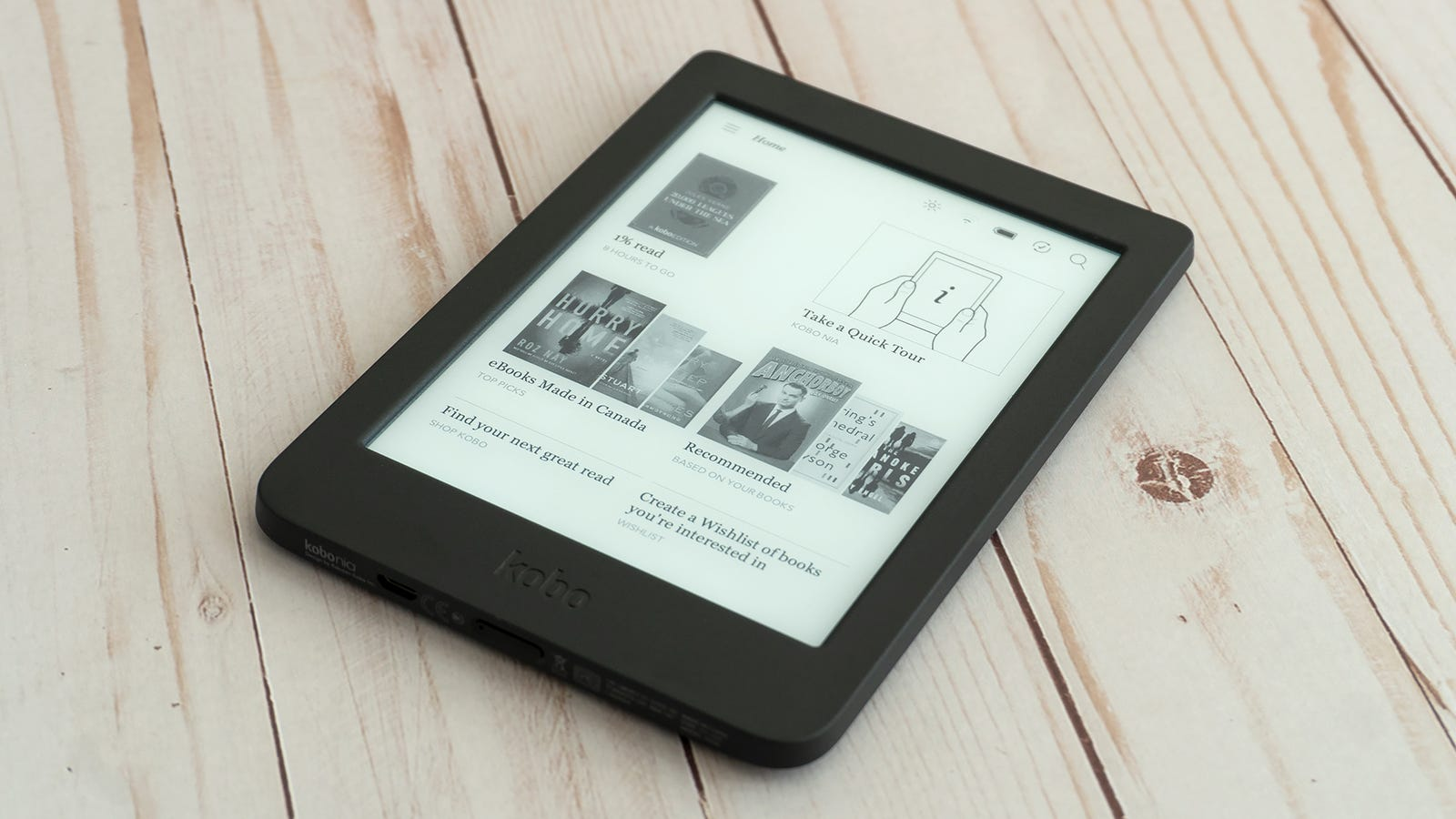 At $100 the Kobo Nia is a tough sell next to the $120 Kobo Clara HD, but as we get closer to the holidays, you can expect the Nia to be the first Kobo to be discounted.
