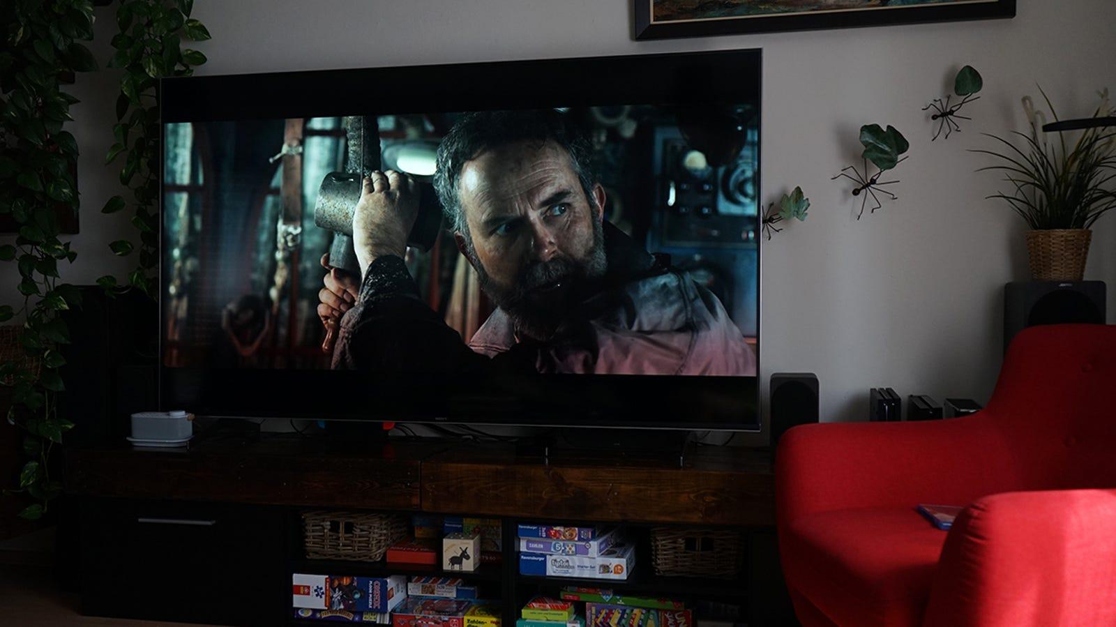 El escalado de Blu-Ray a 4K es simplemente excelente.