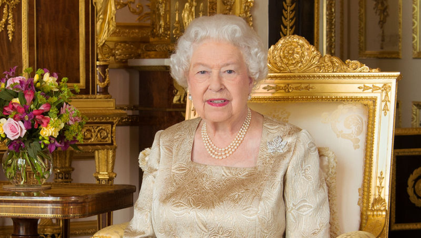 Queen Elizabeth Announces Success Of Monarchy's Recent Diversity Initiative