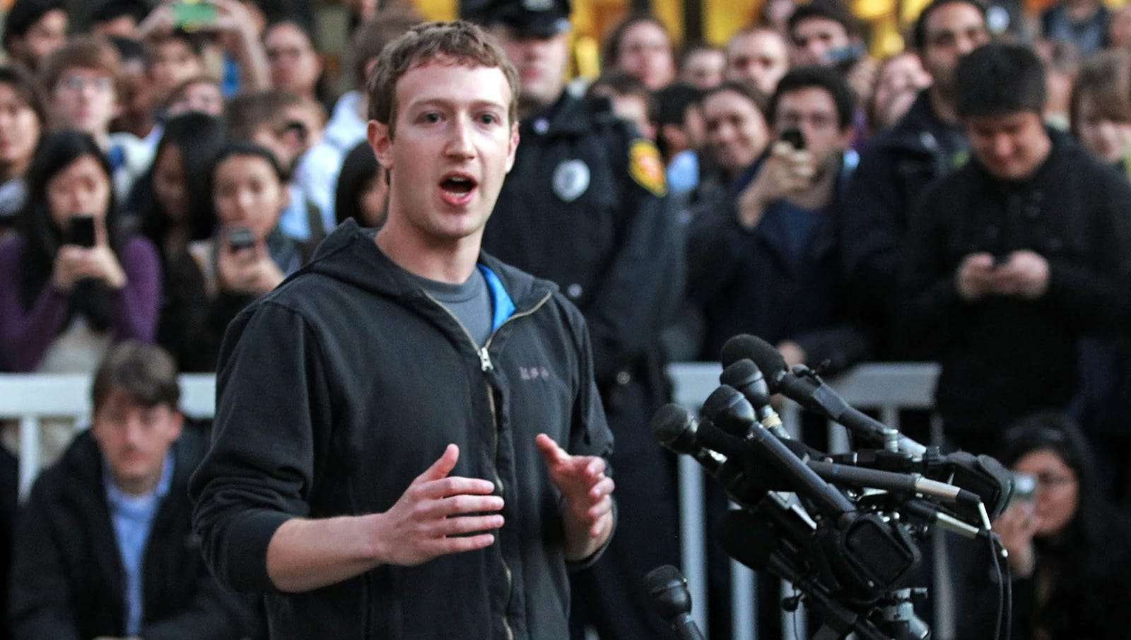 Facebook: 'We Will Make Our Product Worse, You Will Be Upset, And Then You Will Live With It'