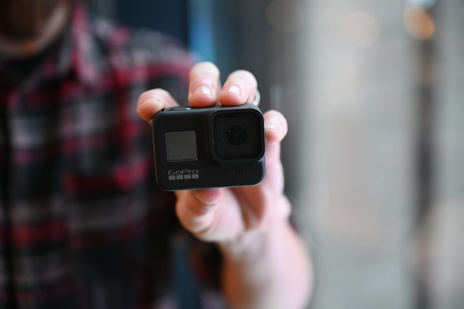 Illustration for article titled GoPros Hero8 Black Is Boring—and Thats What Makes It Great