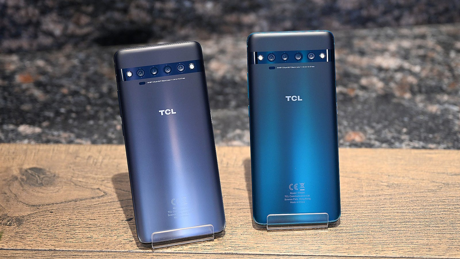 Here's a closer look at the TCL 10 Pro, which looks like the most interesting of TCL's upcoming trio of phones.
