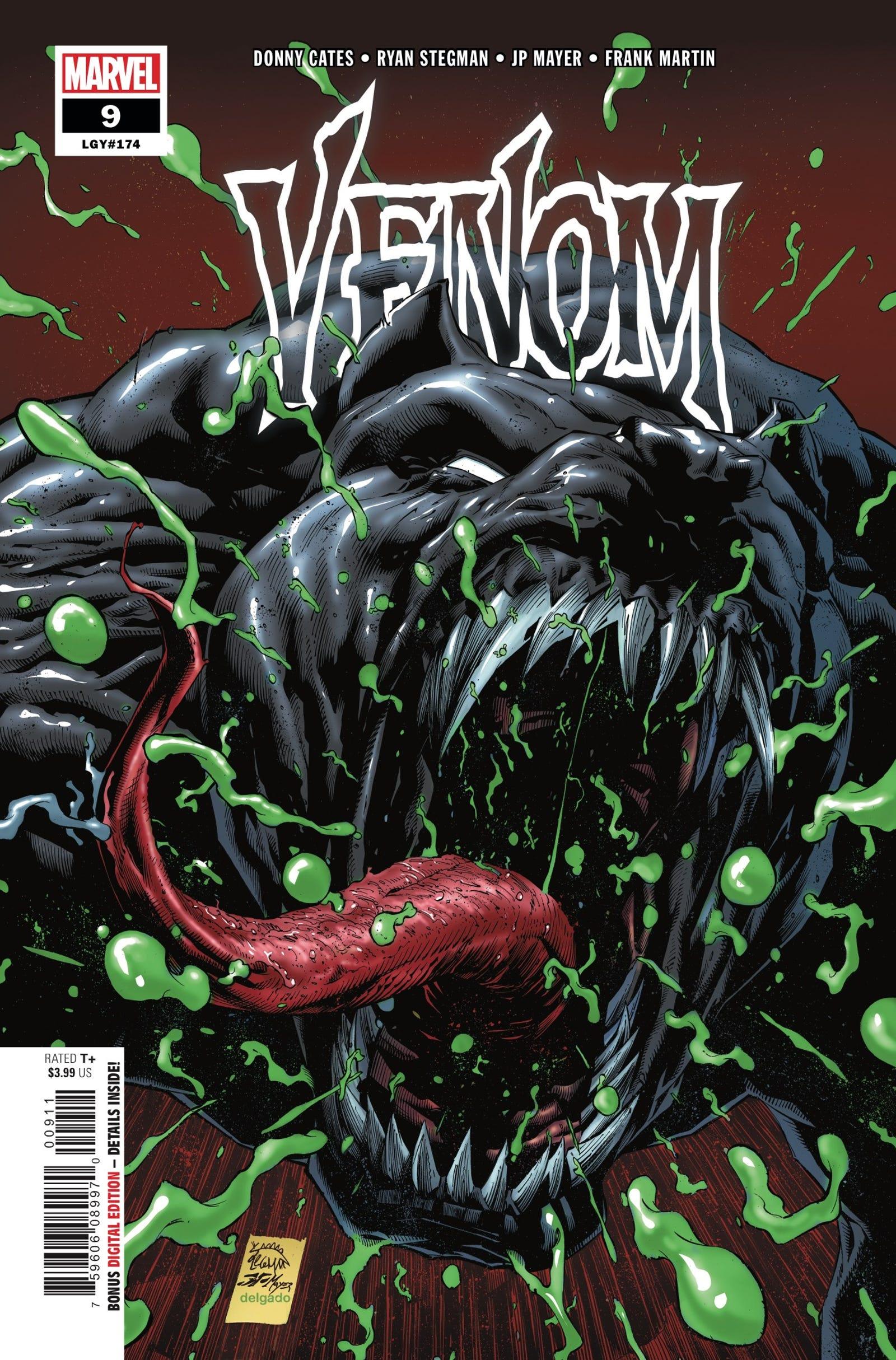 Cover by Ryan Stegman, JP Mayer, and Edgar Delgado