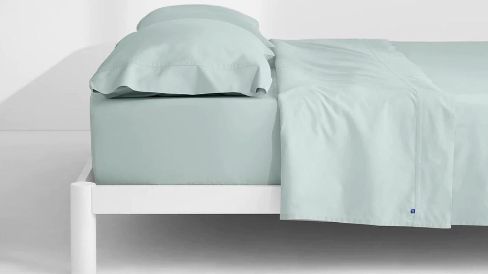 Casper Weightless Cotton sheet set, $75 and up