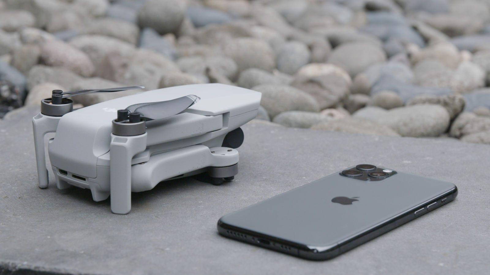 Illustration for article titled Probamos el nuevo Mavic Mini, el dron en miniatura de DJI que quiere conquistarlo todo