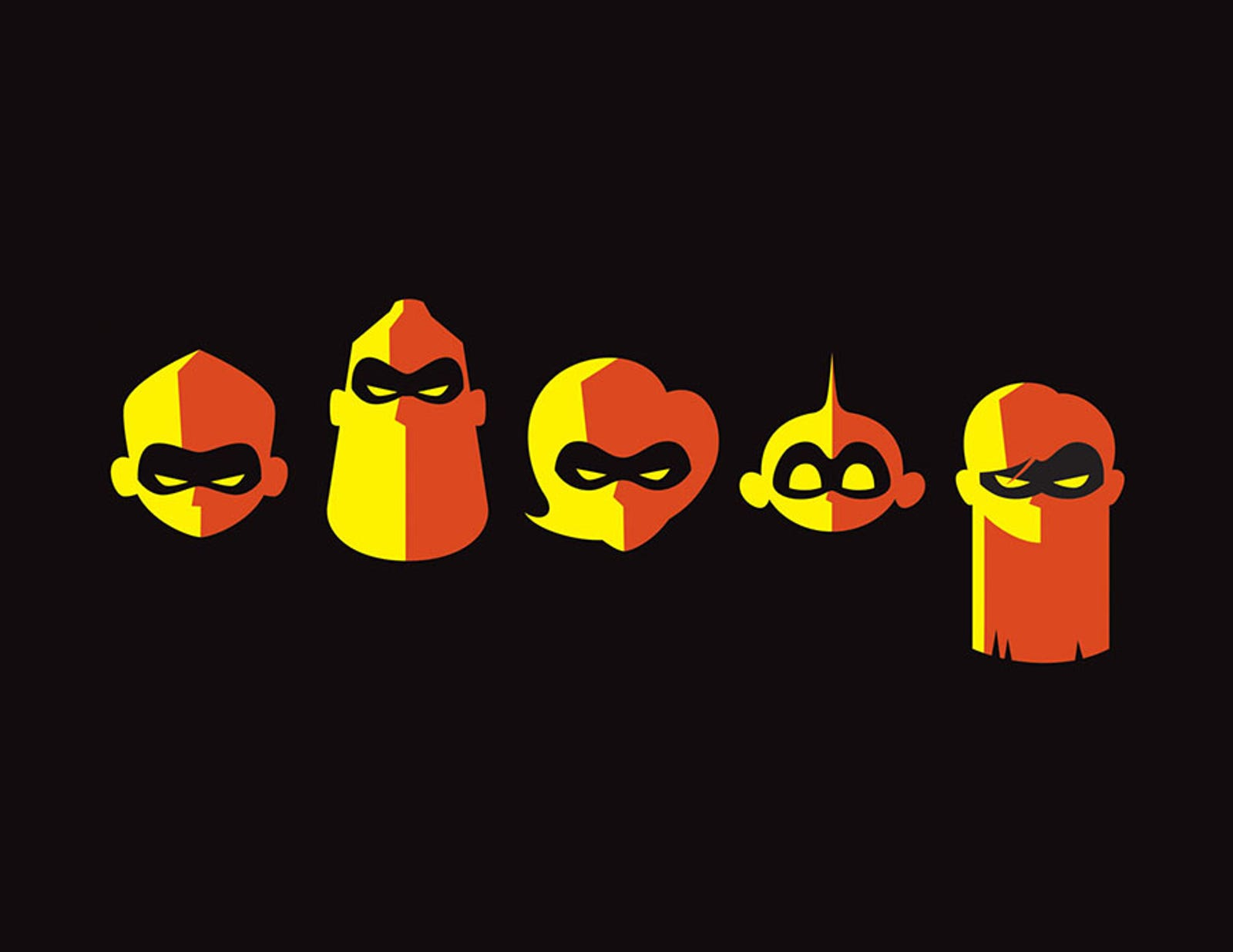 The Incredibles by Eric Tan