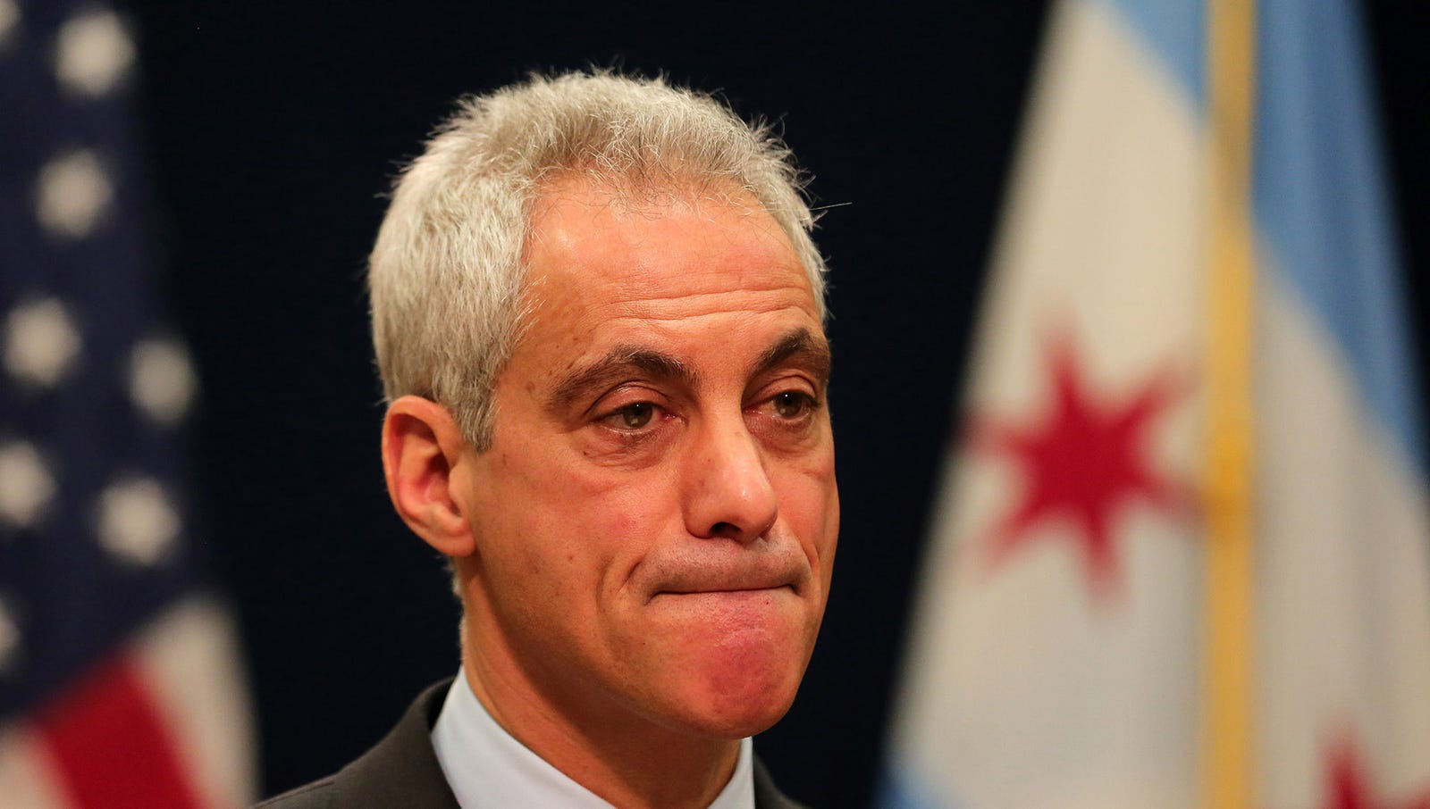 Rahm Emanuel Concerned Gun Violence Could Spread To Parts Of City He Gives Shit About