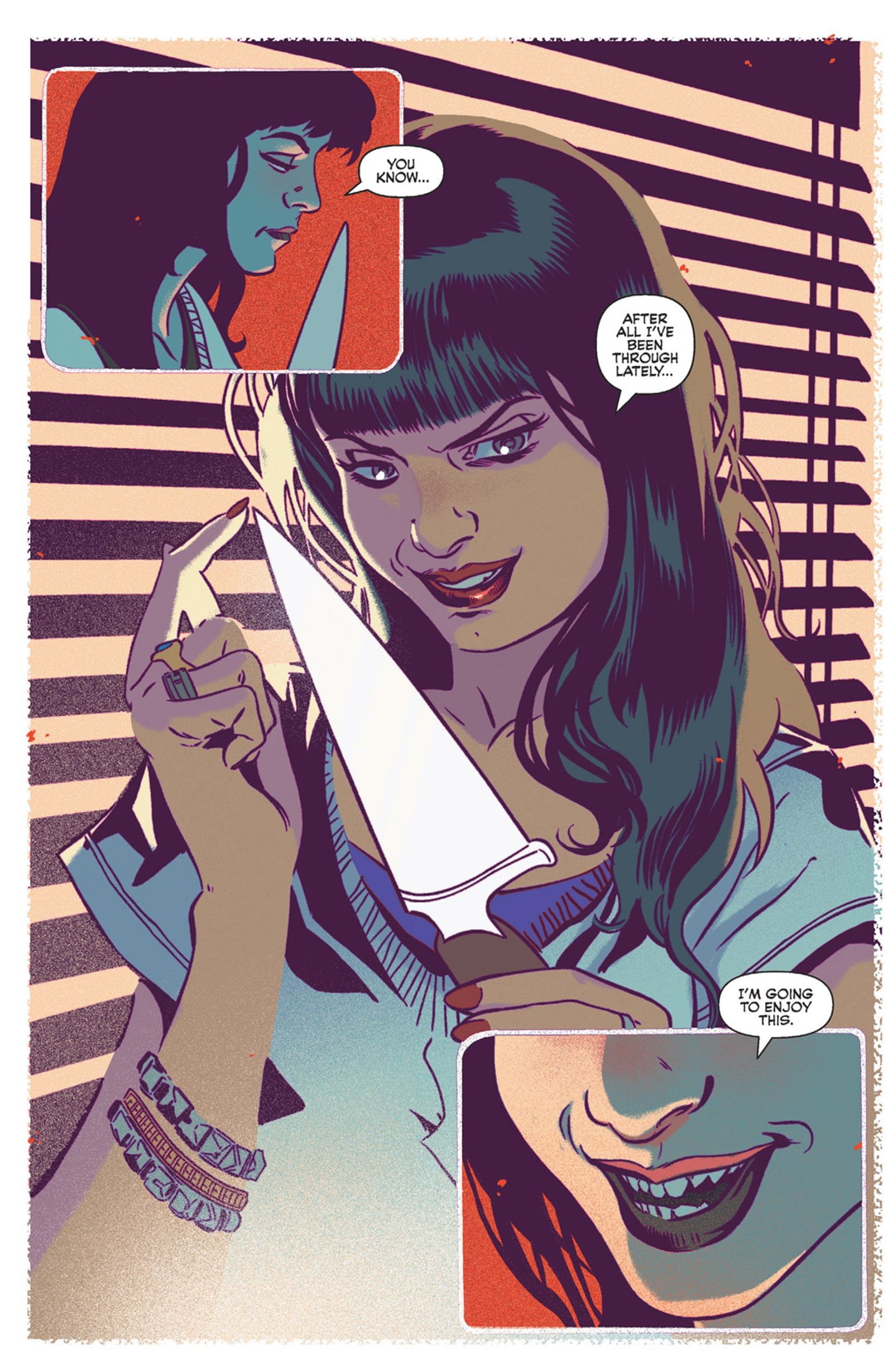 Let's get this party started in a preview of Jughead: The Hunger vs. Vampironica #1!