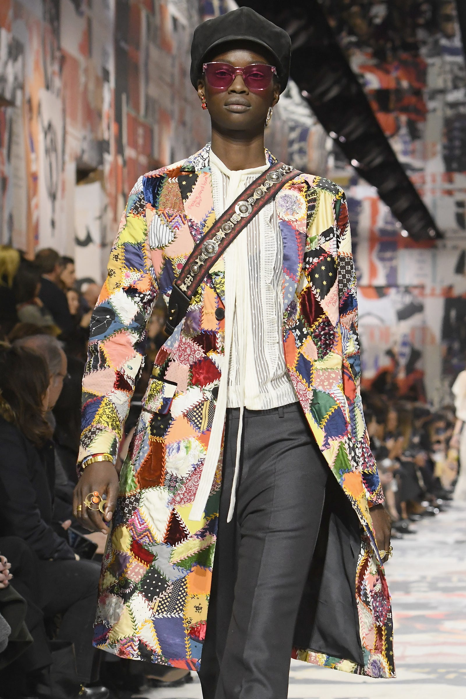Dior Fall 2018 Paris Runway (Dominique Charriau/Getty/WireImage)