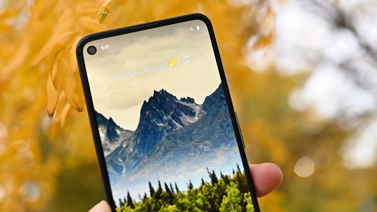 The Pixel 4a 5G isn't going to wow anyone with its look, but that's totally fine.